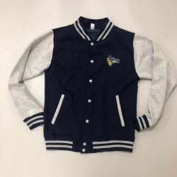 TEDDY NAVY/GRIS ENFANT